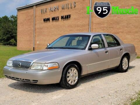 2005 Mercury Grand Marquis for sale at I-95 Muscle in Hope Mills NC