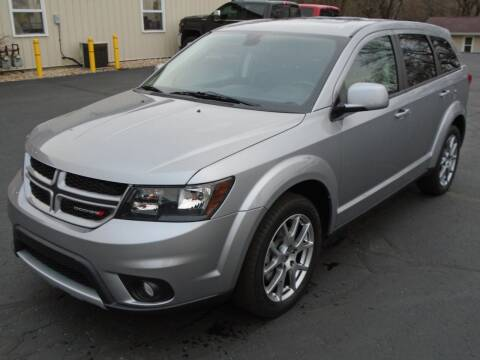 2018 Dodge Journey for sale at Ritchie Auto Sales in Middlebury IN