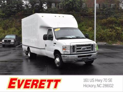 2011 Ford E-Series Chassis for sale at Everett Chevrolet Buick GMC in Hickory NC