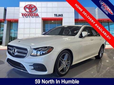 2017 Mercedes-Benz E-Class for sale at TEJAS TOYOTA in Humble TX