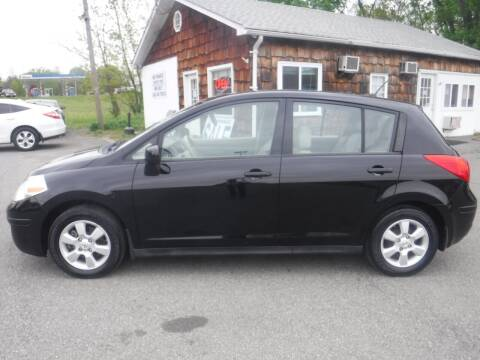 2008 Nissan Versa for sale at Trade Zone Auto Sales in Hampton NJ