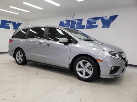 2020 Honda Odyssey for sale at HILEY MAZDA VOLKSWAGEN of ARLINGTON in Arlington TX