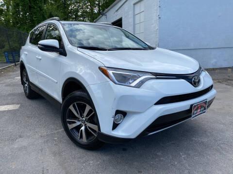 2018 Toyota RAV4 for sale at JerseyMotorsInc.com in Teterboro NJ