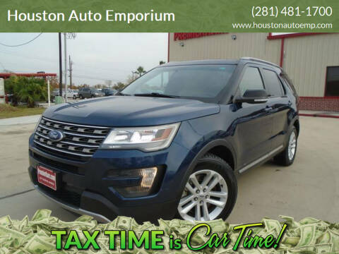 2016 Ford Explorer for sale at Houston Auto Emporium in Houston TX