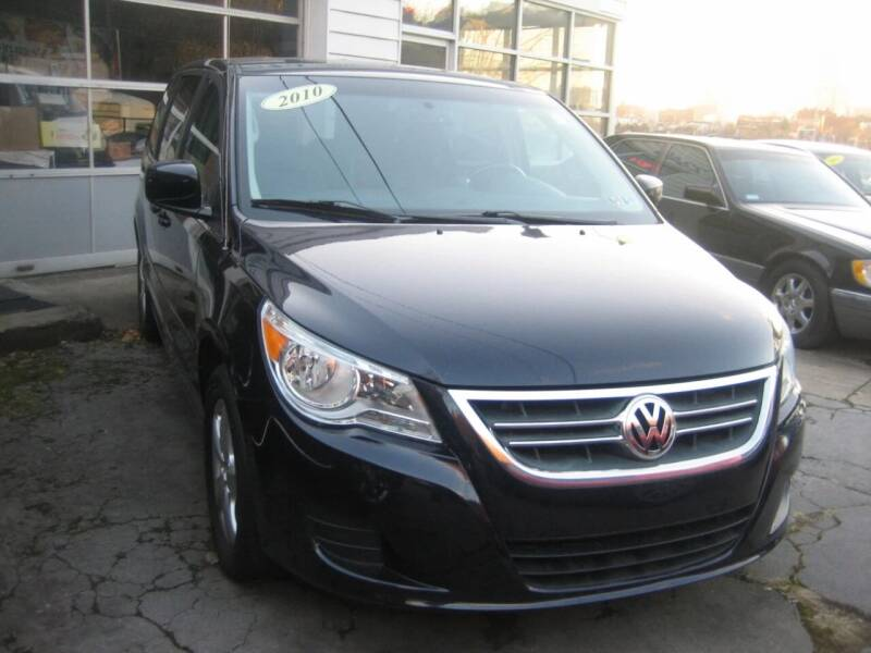 2010 Volkswagen Routan for sale at B. Fields Motors, INC in Pittsburgh PA
