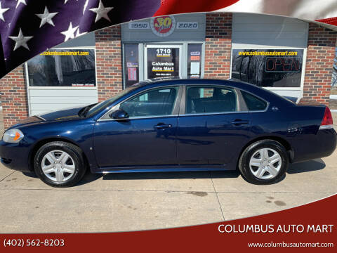 2009 Chevrolet Impala for sale at Columbus Auto Mart in Columbus NE
