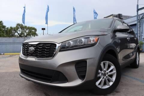 2019 Kia Sorento for sale at OCEAN AUTO SALES in Miami FL