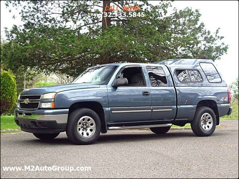 2006 Chevrolet Silverado 1500 for sale at M2 Auto Group Llc. EAST BRUNSWICK in East Brunswick NJ