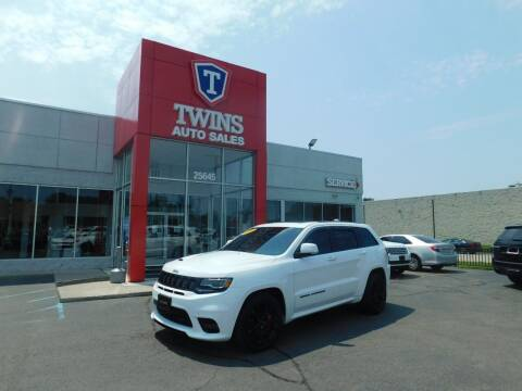2017 Jeep Grand Cherokee for sale at Twins Auto Sales Inc Redford 1 in Redford MI