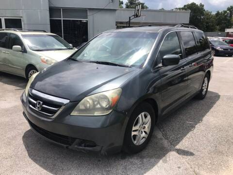 2005 Honda Odyssey for sale at Popular Imports Auto Sales in Gainesville FL