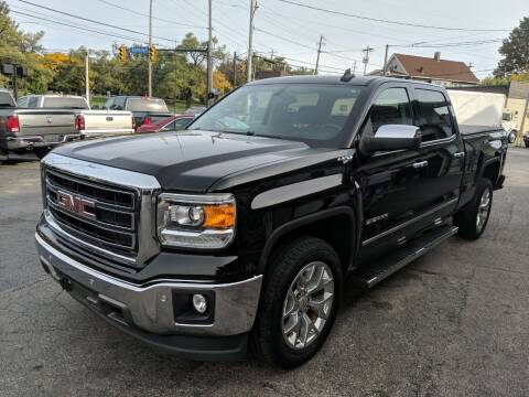 2015 GMC Sierra 1500 for sale at Richland Motors in Cleveland OH