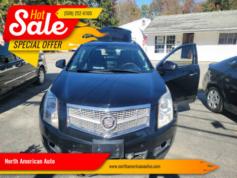 2010 Cadillac SRX for sale at North American Auto in Rehoboth MA
