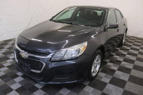 2014 Chevrolet Malibu for sale at AH Ride & Pride Auto Group in Akron OH