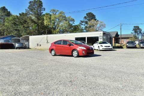 2011 Toyota Prius for sale at Barrett Auto Sales in North Augusta SC