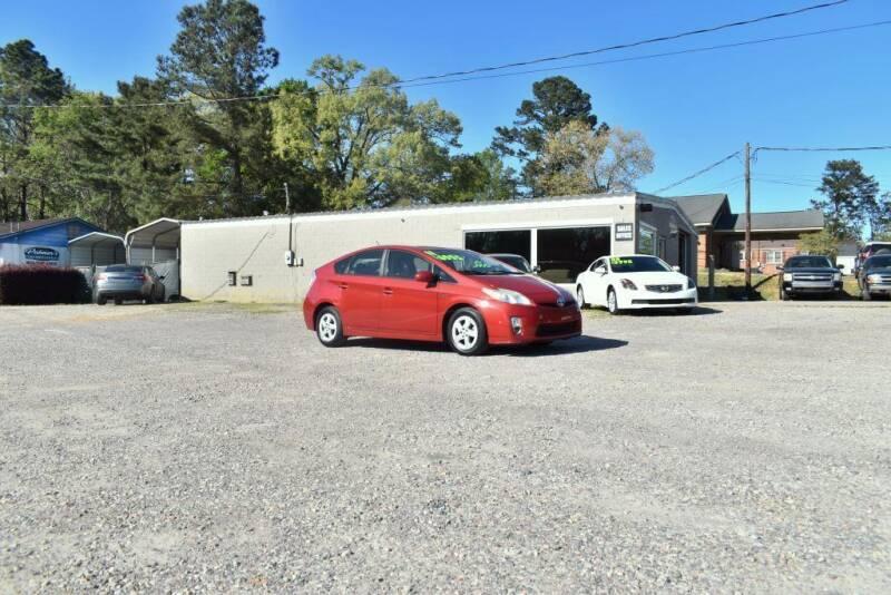 2011 Toyota Prius for sale at Barrett Auto Sales in North Augusta SC