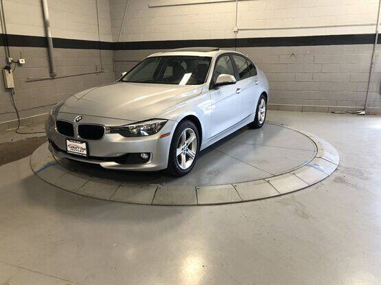 2013 BMW 3 Series for sale at Luxury Car Outlet in West Chicago IL