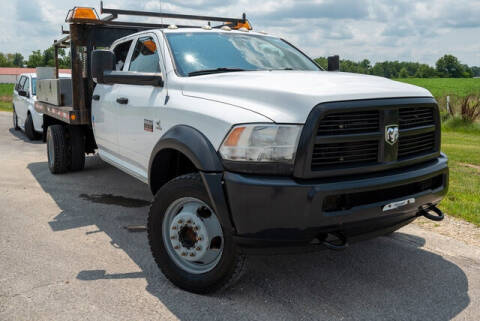 2012 RAM Ram Chassis 5500 for sale at Fruendly Auto Source in Moscow Mills MO