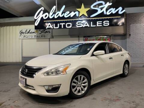 2015 Nissan Altima for sale at Golden Star Auto Sales in Sacramento CA