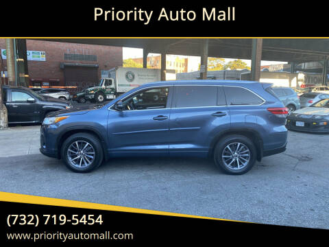 2018 Toyota Highlander for sale at Mr. Minivans Auto Sales - Priority Auto Mall in Lakewood NJ