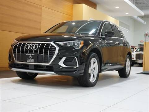 2019 Audi Q3 for sale at Mercedes-Benz of North Olmsted in North Olmstead OH