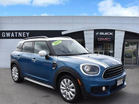 2018 MINI Countryman for sale at DeAndre Sells Cars in North Little Rock AR