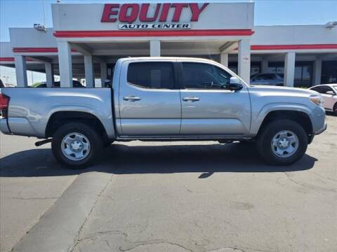 2019 Toyota Tacoma for sale at EQUITY AUTO CENTER in Phoenix AZ