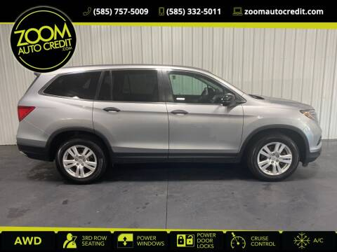 2017 Honda Pilot for sale at ZoomAutoCredit.com in Elba NY