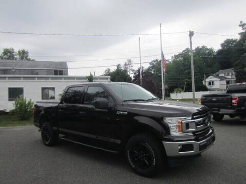 2018 Ford F-150 for sale at Auto Choice of Middleton in Middleton MA