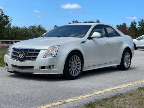 2010 Cadillac CTS for sale at Goval Auto Sales in Pompano Beach FL