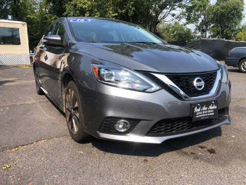 2016 Nissan Sentra for sale at PARK AVENUE AUTOS in Collingswood NJ