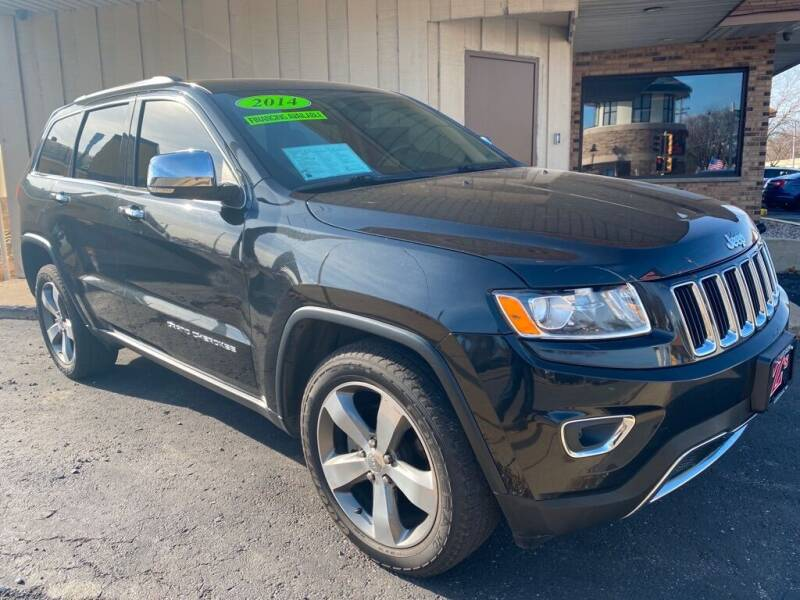 2014 Jeep Grand Cherokee for sale at Zs Auto Sales in Kenosha WI