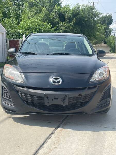 2010 Mazda MAZDA3 for sale at Suburban Auto Sales LLC in Madison Heights MI
