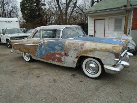 1955 Packard Clipper for sale at Classic Car Deals in Cadillac MI