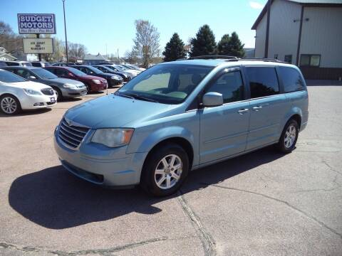 2008 Chrysler Town and Country for sale at Budget Motors in Sioux City IA