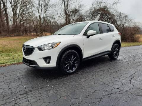 2013 Mazda CX-5 for sale at Moundbuilders Motor Group in Heath OH