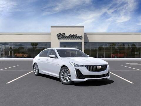 2021 Cadillac CT5 for sale at Bob Clapper Automotive, Inc in Janesville WI