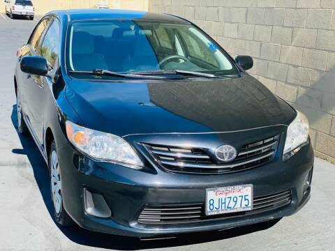 2013 Toyota Corolla for sale at Auto Zoom 916 in Rancho Cordova CA