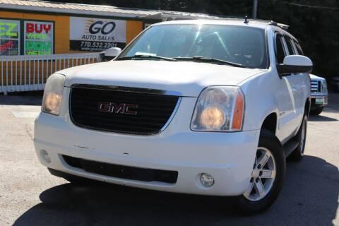 2007 GMC Yukon for sale at Go Auto Sales in Gainesville GA