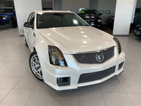 2011 Cadillac CTS-V for sale at Auto Mall of Springfield in Springfield IL