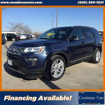 2016 Ford Explorer for sale at CousineauCars.com in Appleton WI