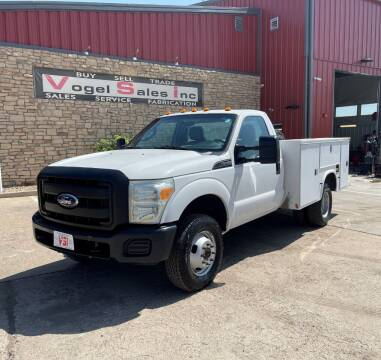 2011 Ford F-350 Super Duty for sale at Vogel Sales Inc in Commerce City CO
