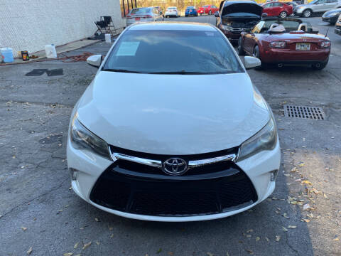 2015 Toyota Camry for sale at J Franklin Auto Sales in Macon GA