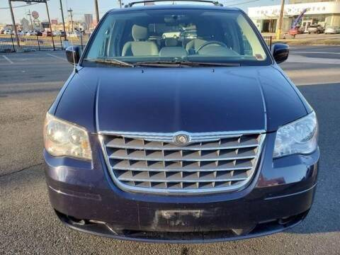 2010 Chrysler Town and Country for sale at GLOBAL MOTOR GROUP in Newark NJ