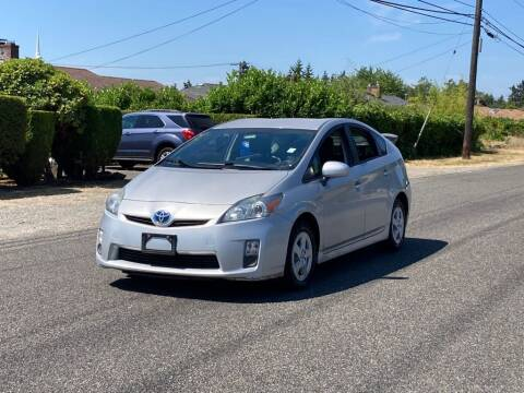 2011 Toyota Prius for sale at Baboor Auto Sales in Lakewood WA