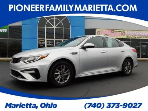 2019 Kia Optima for sale at Pioneer Family preowned autos in Williamstown WV