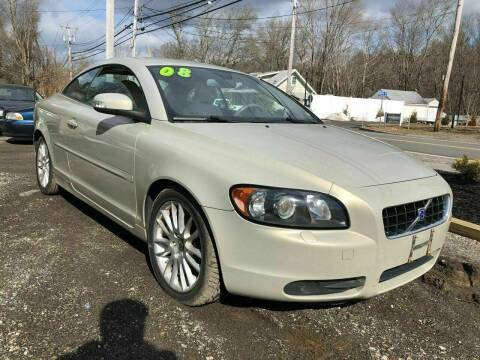 2008 Volvo C70 for sale at Specialty Auto Inc in Hanson MA