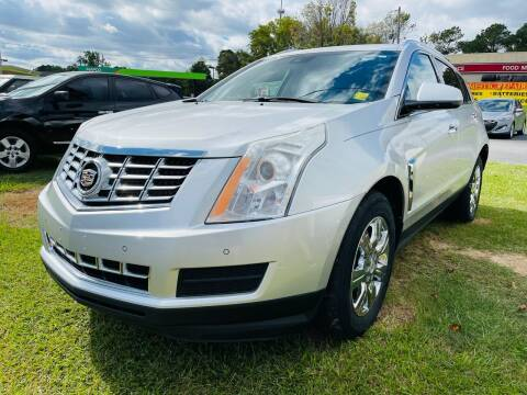 2016 Cadillac SRX for sale at BRYANT AUTO SALES in Bryant AR