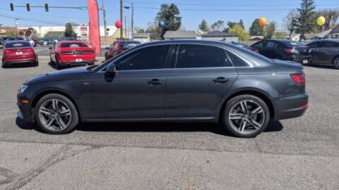 2017 Audi A4 for sale at Alvarez Auto Sales in Kennewick WA