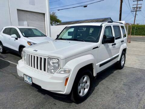 2009 Jeep Liberty for sale at Prime Sales in Huntington Beach CA