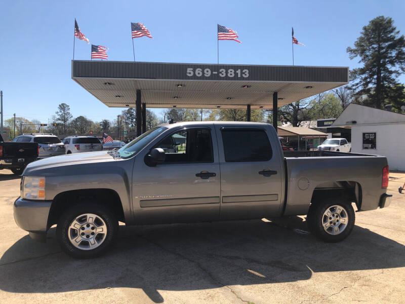 2008 Chevrolet Silverado 1500 for sale at BOB SMITH AUTO SALES in Mineola TX